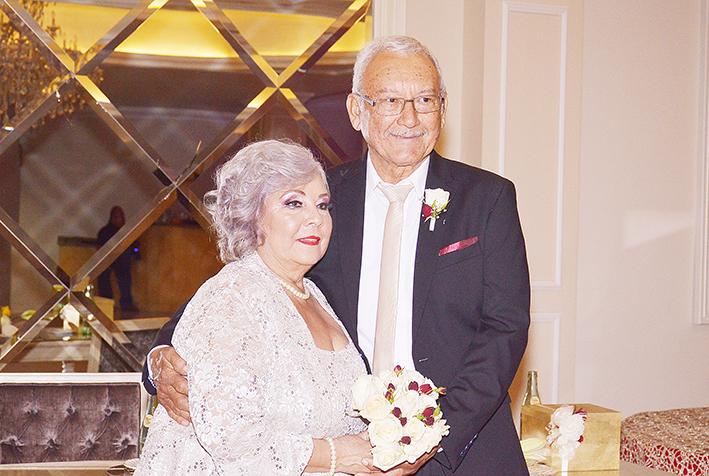 Yolanda & Raúl RENUEVAN VOTOS MATRIMONIALES