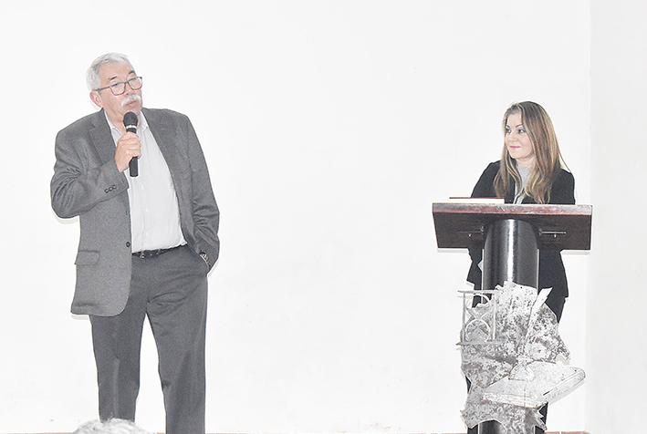 Expone Imelda Saldivar su 'Enfoque por la Pasión' en el Coahuila & Texas