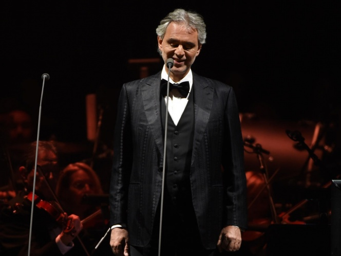 Andrea Bocelli dará concierto sin gente desde Catedral de Milán en Pascua