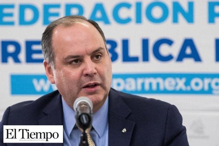 """Estimaciones de crecimiento para el 2020 de Hacienda son """"muy optimistas"""": Coparmex"""