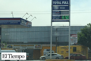 Se acabó la gasolina barata