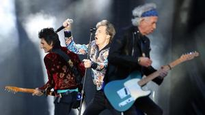 The Rolling Stones lanzan serie por cuarentena