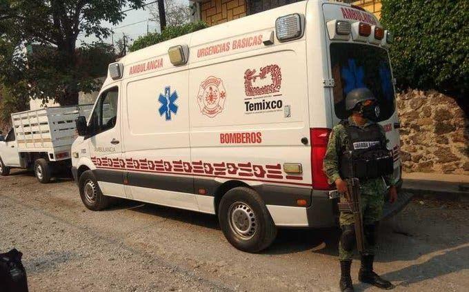 Acribilla comando a 5 personas en Morelos
