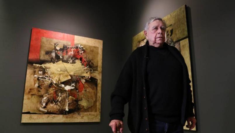 Fallece el artista Manuel Felguérez Barra