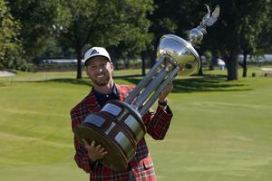 Daniel Berger se lleva el primer torneo de nueva normalidad en PGA