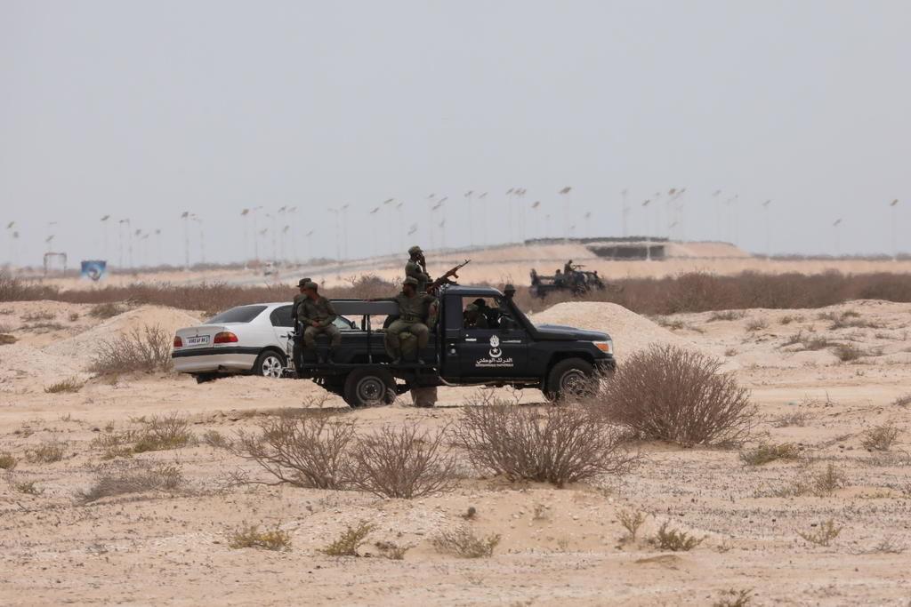 Mueren 44 mineros y 21 soldados durante enfrentamientos en Chad