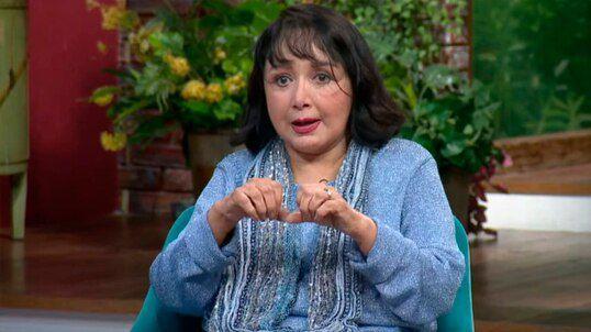 María Antonieta de las Nieves pide regalías por 20 años a Televisa