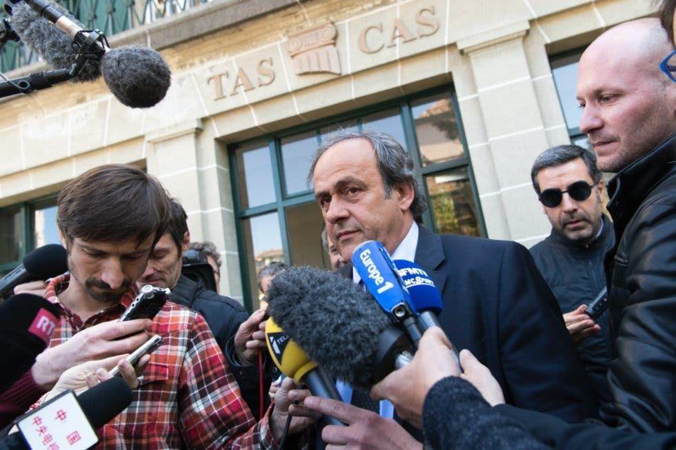 Fiscalía suiza abre investigaciones contra Planini