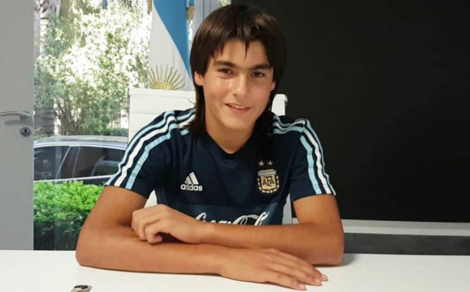 Cómo Argentina descubrió a Luka Romero