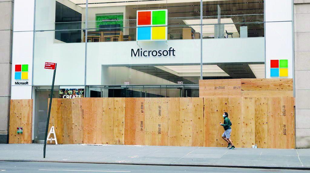Anuncia Microsoft el cierre permanente de todas sus tiendas físicas