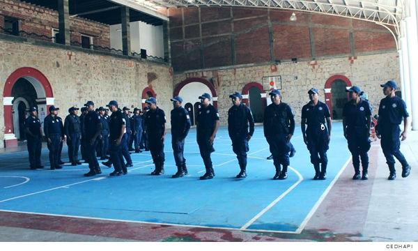 Denuncian otro caso de abuso policial en Oaxaca