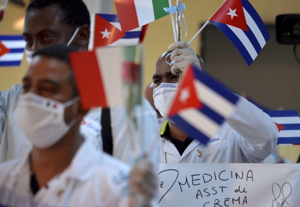 Envía Cuba brigadas médicas al Caribe y África