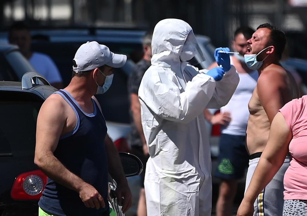 EU supera los 2.5 millones de contagios por COVID-19