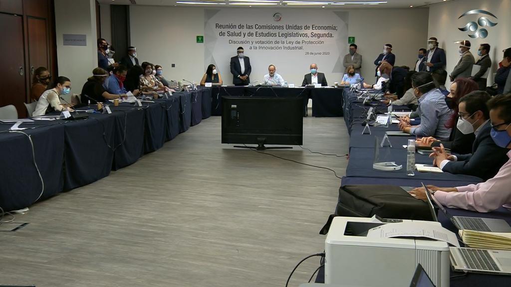 Comisiones avanzan legislación referente al T-MEC en Senado