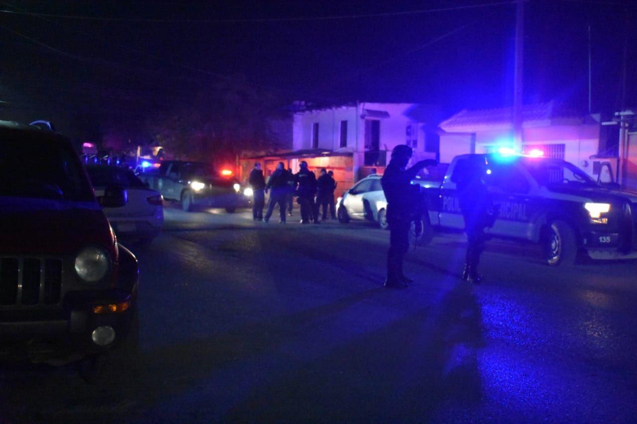 Fuerte movilización policiaca