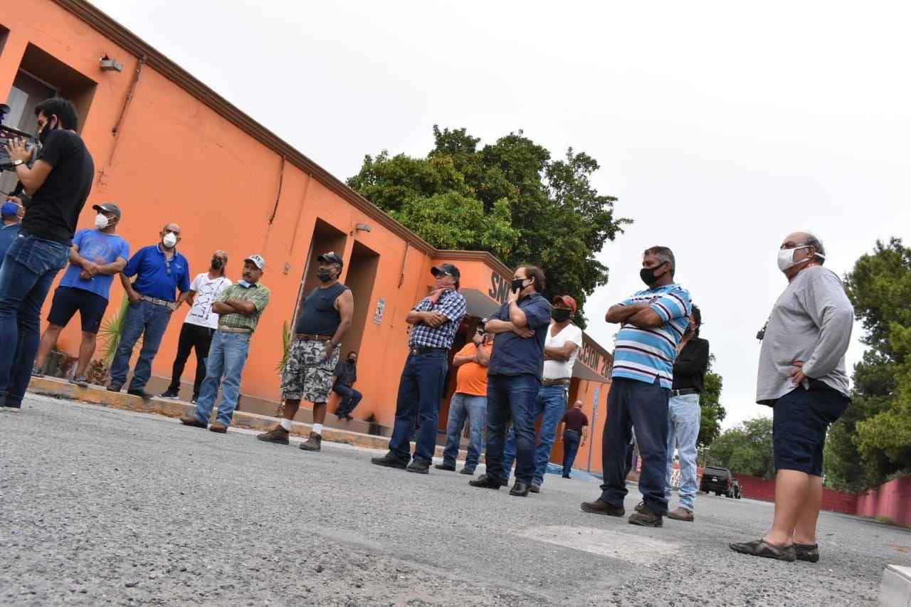 Cancelaría AHMSA bono a obreros vulnerables al COVID con permiso