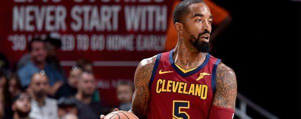 Lakers, cerca de firmar a J.R. Smith