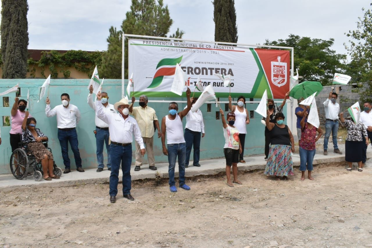 Compactan calles  en la 'Diana Laura' invierten 235 mil