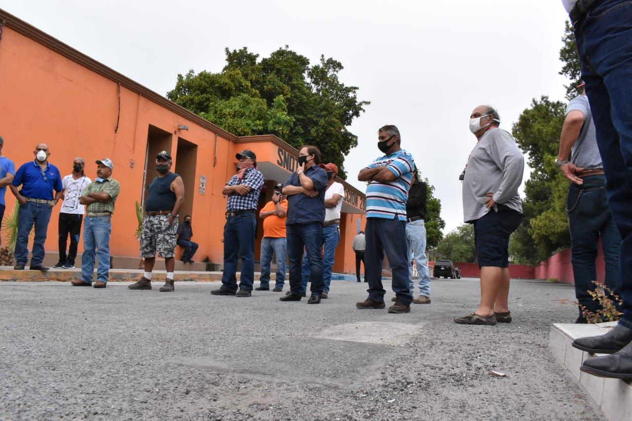 Cancelaría AHMSA bono a obreros vulnerables