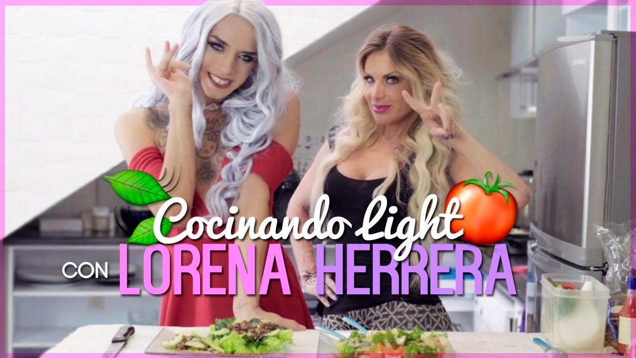 Encantan recetas de Lorena Herrera