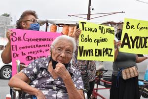 Protesta familia por el 'tortuguismo' de Fiscalía