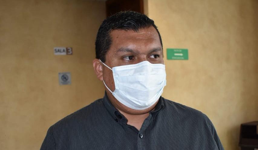 COVID-19 agrava salud del Delegado Rodrigo Cháirez