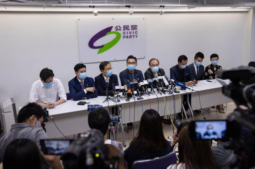 Reino Unido critica el veto a 12 candidatos opositores en Hong Kong