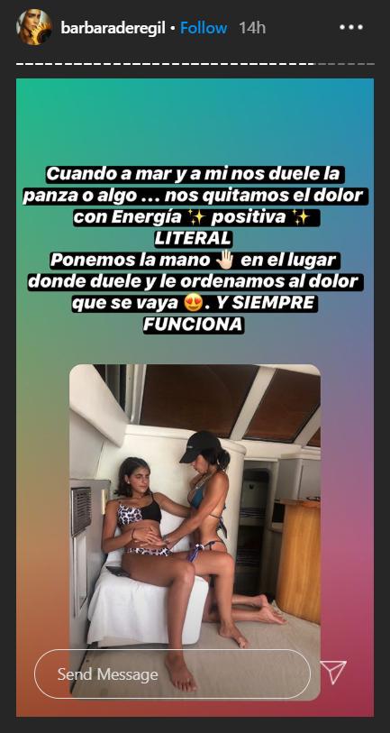 Bárbara de Regil genera burlas por consejo que dio en redes sociales
