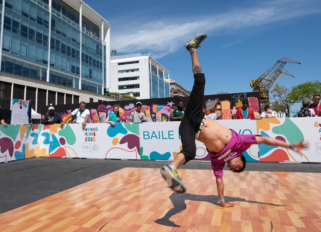 Invitación al Torneo virtual  de Break Dance  en Coahuila