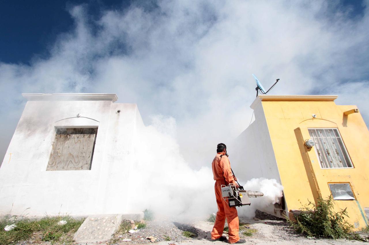 Refuerza Salud  Coahuila vigilancia contra el dengue