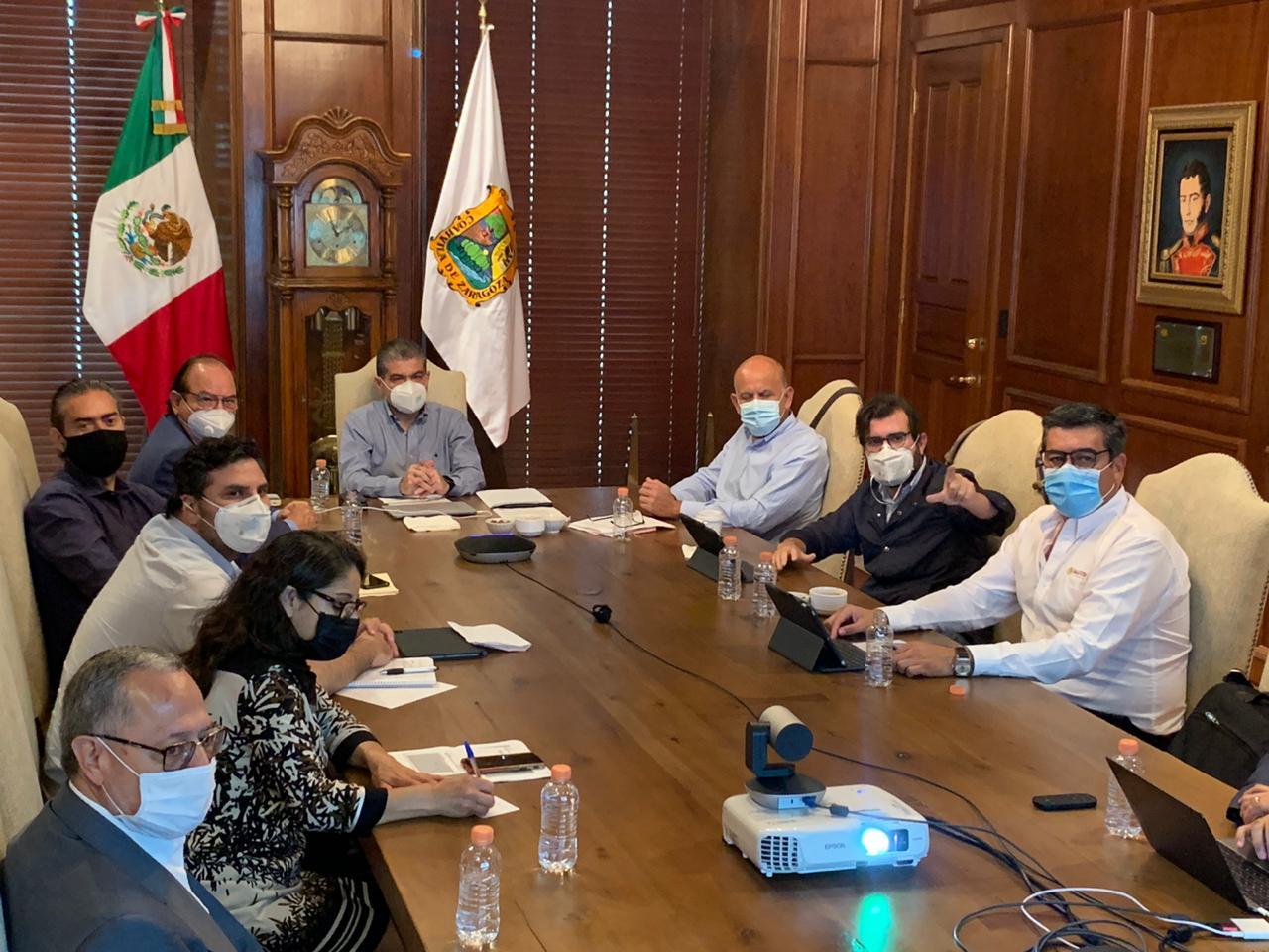 Es ejemplo Coahuila para eliminar hepatitis