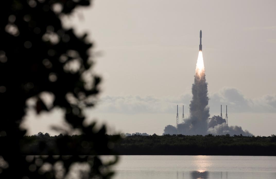 Rover 'Perseverance' presenta fallas técnicas tras su lanzamiento