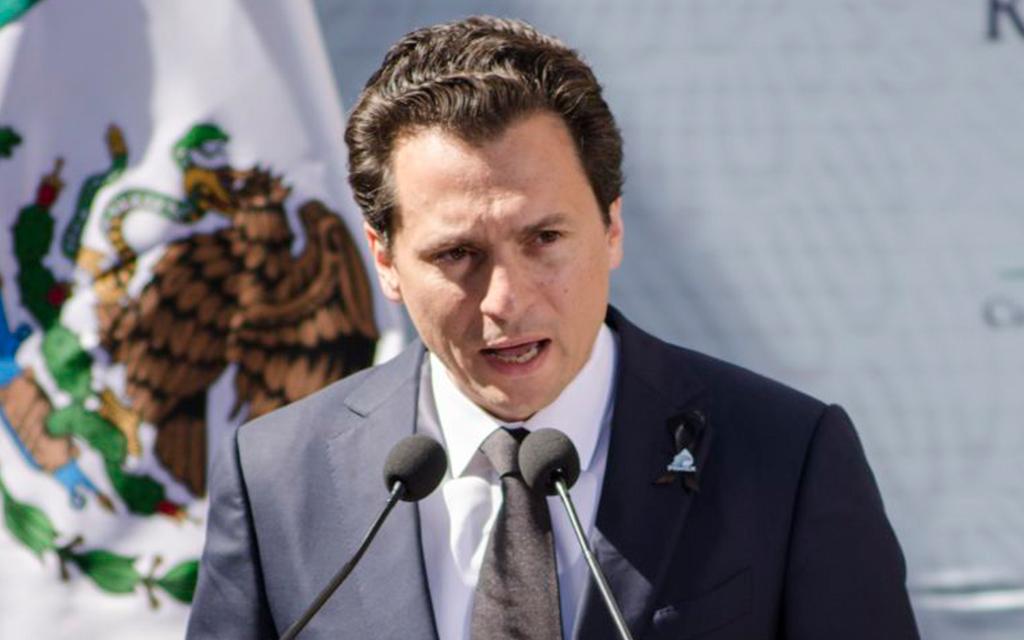Emilio Lozoya seguirá proceso en libertad con brazalete electrónico