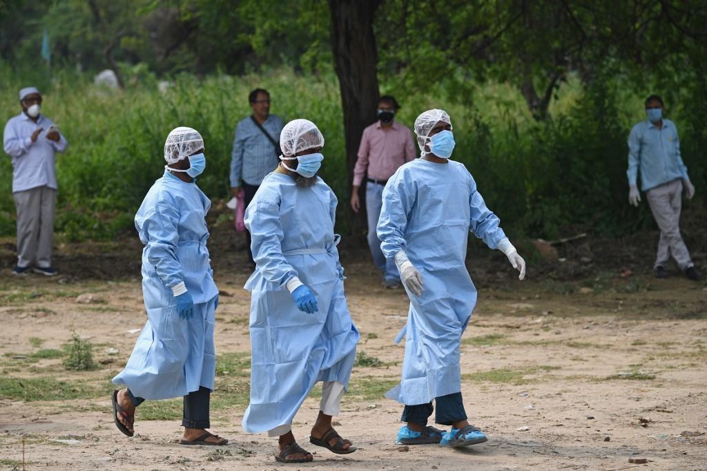 10 muertos por consumo de desinfectante tras prohibición de alcohol
