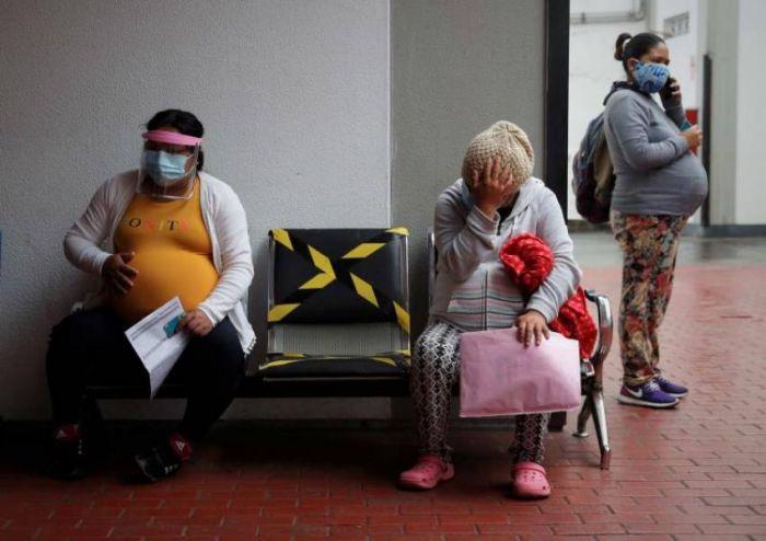Soledad, desatención y miedo; Gestantes latinoamericanas en pandemia