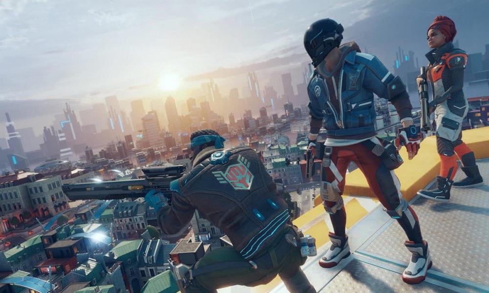 """¡""""Hyper Scape"""" de Ubisoft llega este 11 de agosto!"""