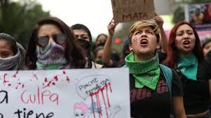 Argentina reporta 97 feminicidios durante la cuarentena