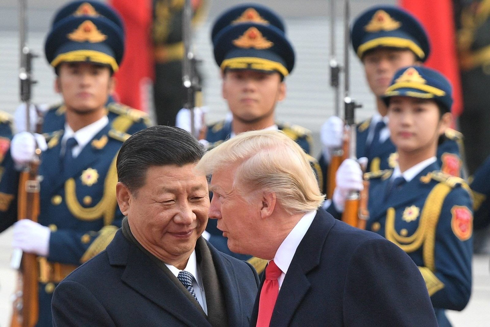 EU sanciona a organización paramilitar china en Xinjiang