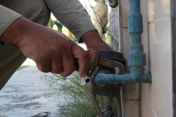 Inicia SIMAS corte de agua por morosidad, dejan sin servicio a Colinas