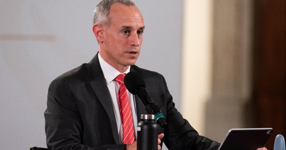 10 Gobernadores piden salida de López-Gatell