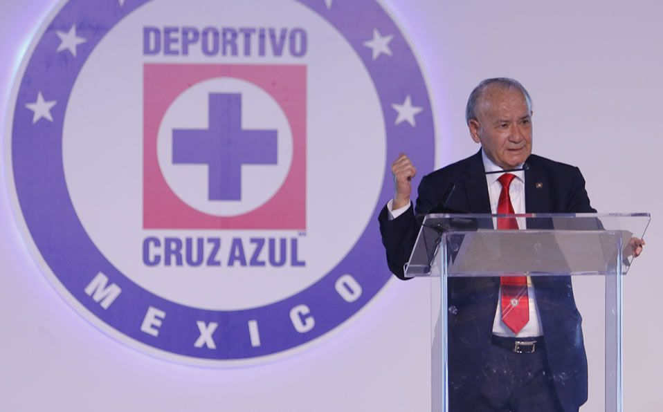 Pese a orden de aprehensión Guillermo Álvarez seguirá siendo presidente de Cruz Azul