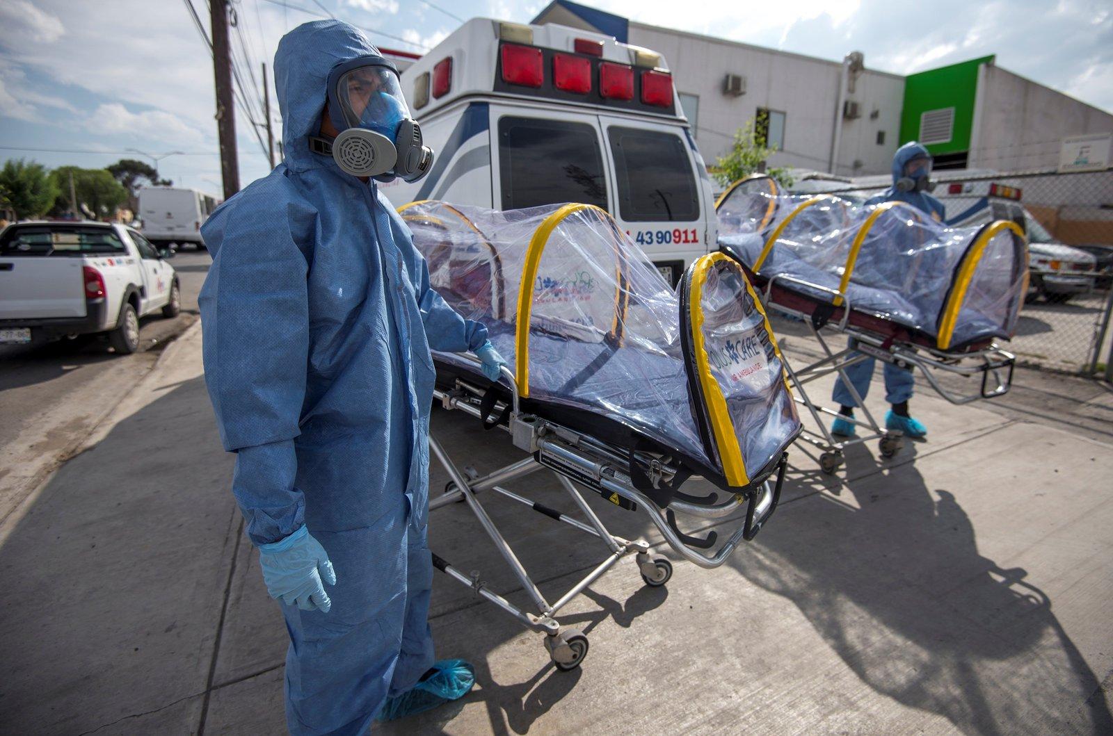 Continúa creciente de casos de COVID-19 en Coahuila