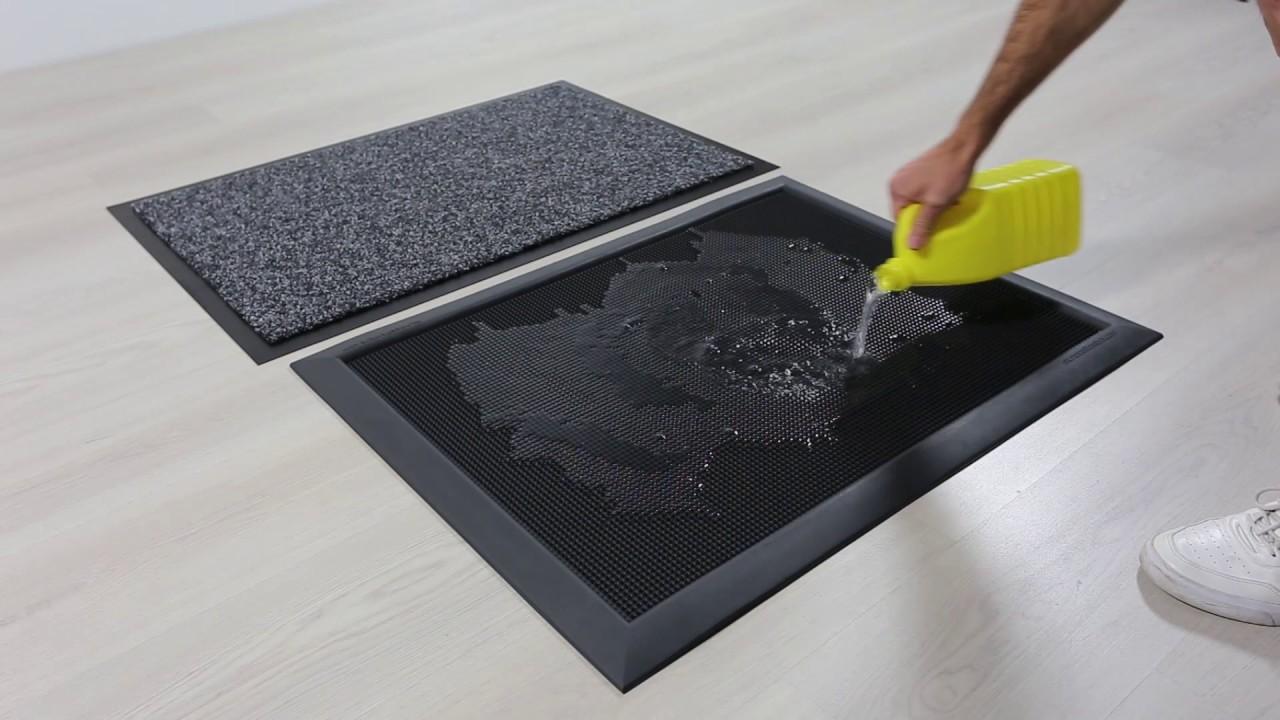 Aprende a hacer un tapete sanitizante casero