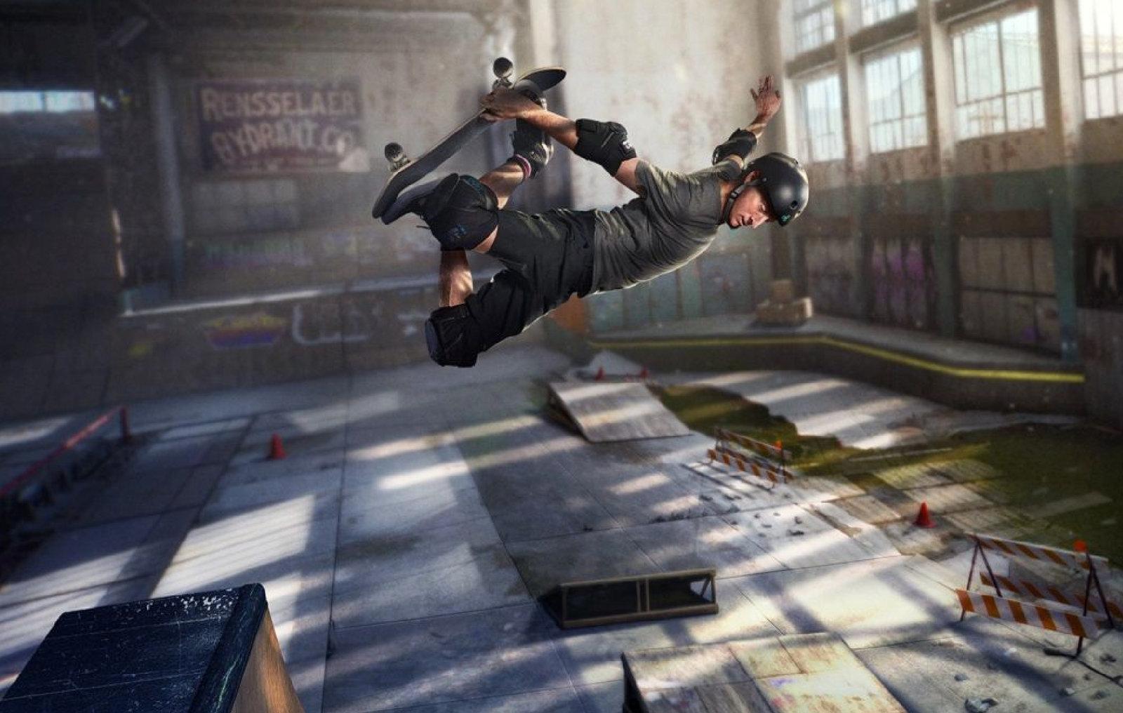 'Tony Hawk's Pro Skater 1+2', a la conquista 20 años después