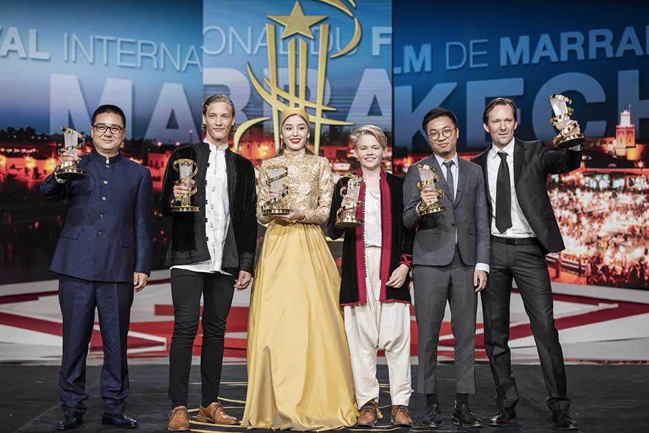 Anulado este año a causa de la COVID-19, el Festival de Cine de Marrakech