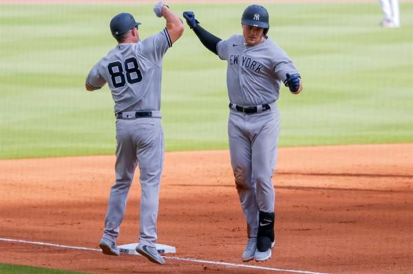 Yankees pegaron primero