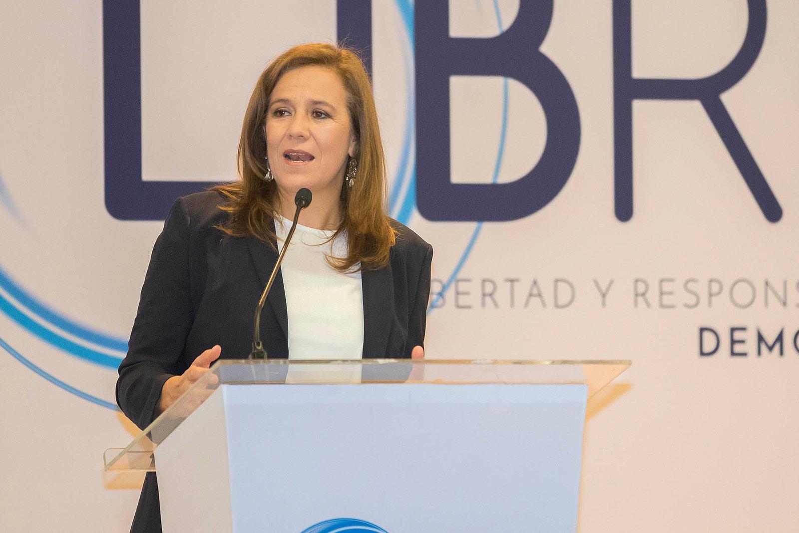 'Impugnaremos decisión del INE', anuncia Zavala