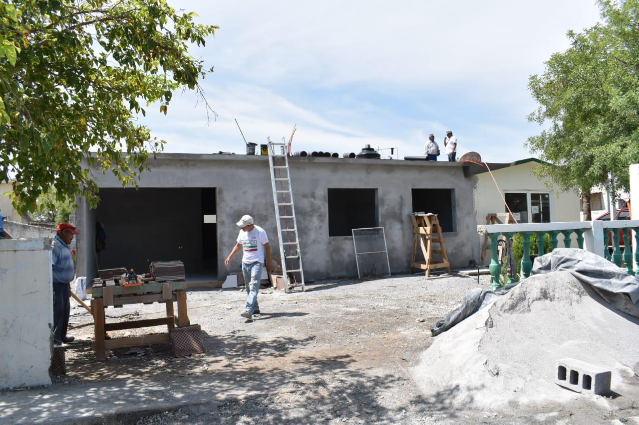 Construyen moderna clínica  de salud en comunidad rural