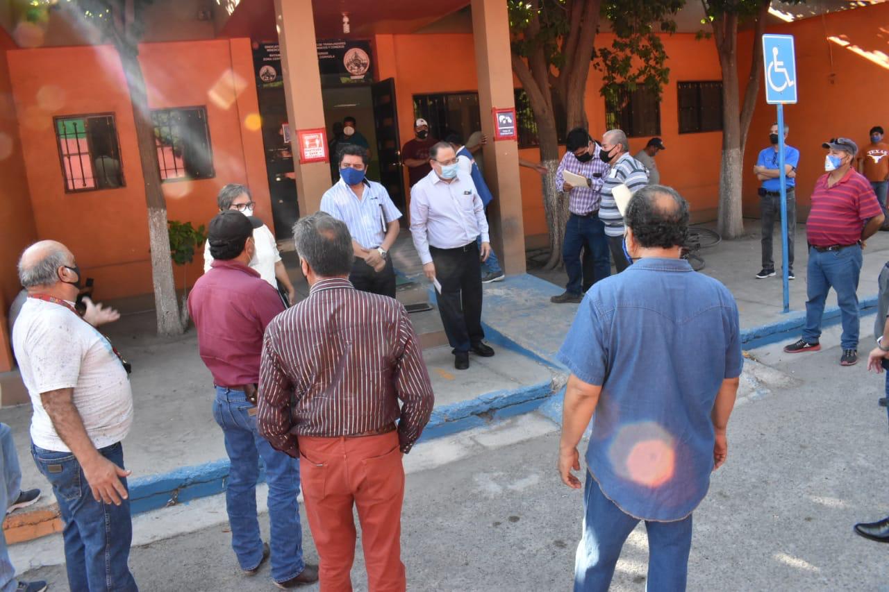 Intervendrán autoridades en apoyo a obreros vulnerables