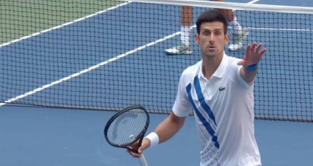 Djokovic, fuera del US Open tras ser descalificado